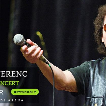 Demjén Ferenc - Audi Aréna Koncert