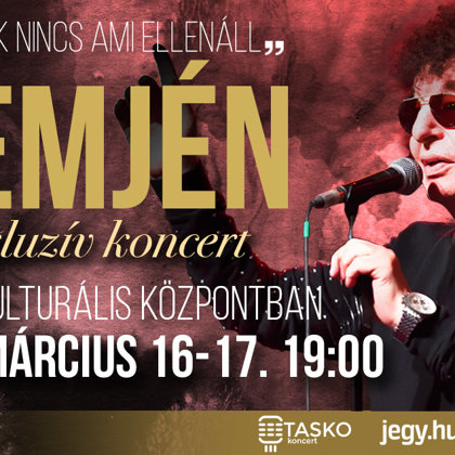 Demjén Ferenc Exkluzív Koncert