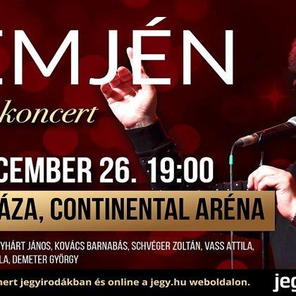Demjén Ferenc Ünnepi koncert
