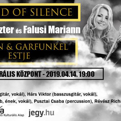 Horgas Eszter és Falusi Mariann Simon & Garfunkel Estje