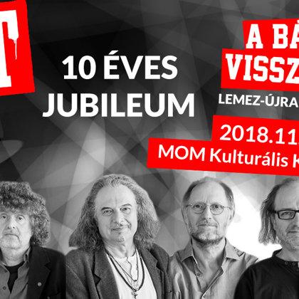 KFT | 10 éves jubileum | A bábu visszavág lemez-újrabemutató